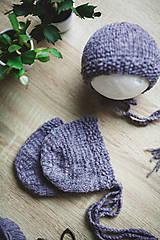 Detské čiapky - Čiapočka - 10191418_