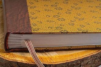 Papiernictvo - Kronika - pamätná kniha - 10189982_