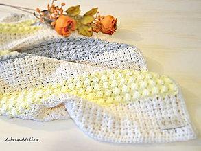 Textil - detská deka - 10189817_