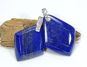 Náhrdelníky - Lapis Lazuli - 10192633_