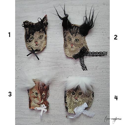 Kravata mačička