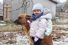 Detský ruksak nanuky a zmrzlina
