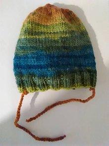 Detské čiapky - Pre dojčatá(čiapka)..... - 10192499_