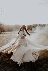 Šaty - Plisované šaty Poľana - 10193719_
