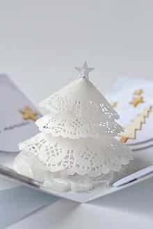 Papiernictvo - Vianočný exploding box - 10192324_