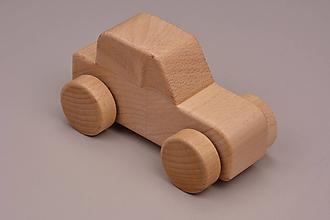 Hračky - Eko autíčko - 10193843_