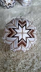 Dekorácie - Vianočná guľa 2 - 10192579_