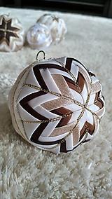 Dekorácie - Vianočná guľa 4 - 10192618_