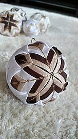 Dekorácie - Vianočná guľa 9 - 10192701_