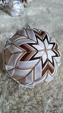Dekorácie - Vianočná guľa 2 - 10192570_