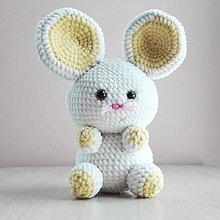 Hračky - Tučná myška Aranka - 10192433_