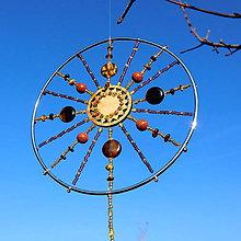 Dekorácie - Harmonizační Mandala * Teplo Domova - 10197862_