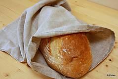 Úžitkový textil - Plátienko chlebníček - 10195875_