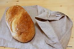 Úžitkový textil - Plátienko chlebníček - 10195876_