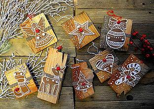Dekorácie - Vianočné ozdoby - Exkluziv 2 - 10197598_