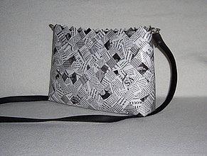 Kabelky - Elegantná cross body kabelka - 10197060_