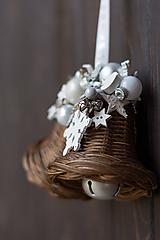 Dekorácie - Malý dvojzvonček - 10197719_