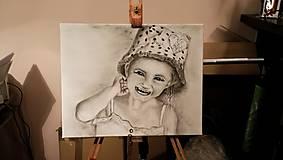 Obrazy - Portrét na želanie - 10196680_