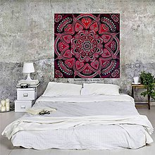 Dekorácie - MANDALA LÁSKY,VÁŠNE a SEXU-energetický obraz - 10196129_