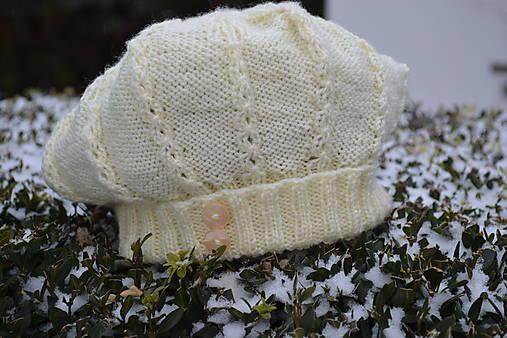 bb9176719 Pletená čapica / Zuzana781 - SAShE.sk - Handmade Čiapky