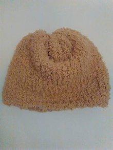 Detské čiapky - Pre novorodenca (čiapka 3#)....... - 10198018_