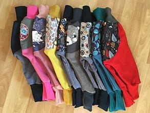 Detské oblečenie - Softshellky skladovky v. 86-92 - 10195594_