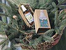 Drogéria - Vianočná škatuľka s Konopou - 10198759_