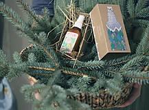 Drogéria - Vianočná škatuľka s Ružou - 10198765_