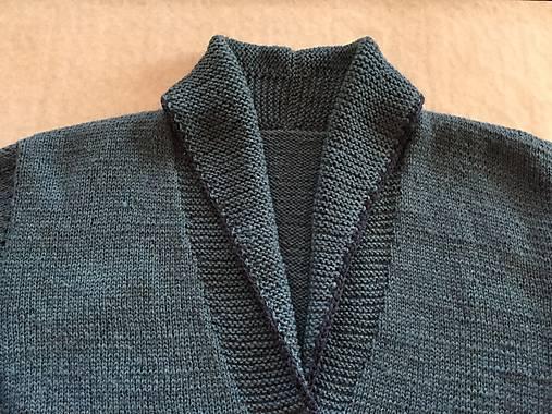 e3c39fdb82dd Dámsky sveter so šálovým golierom   ebarath - SAShE.sk - Handmade ...