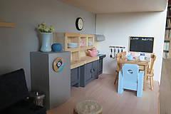 Hračky - Rodinný domček pre bábiky - 10196438_