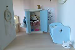 Hračky - Rodinný domček pre bábiky - 10196442_