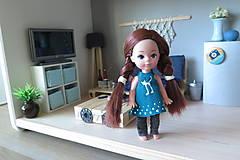 Hračky - Rodinný domček pre bábiky - 10196446_