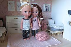 Hračky - Rodinný domček pre bábiky - 10196448_