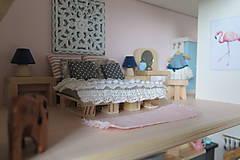 Hračky - Rodinný domček pre bábiky - 10196462_