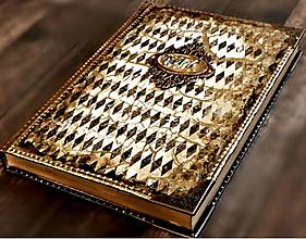 Papiernictvo - Extravagantný luxusný manager diár 2021 BOSS-pre šéfa ♥ 4 - 10195039_