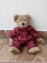 - Oblečenie pre medvedíka na zákazku - 10201179_