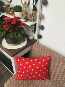 Úžitkový textil - Vianočný vankúš No.1 - 10200254_