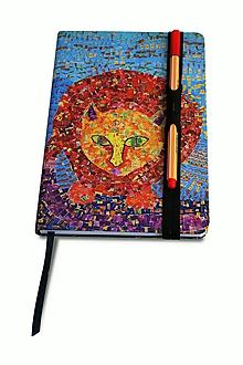 Drobnosti - Andreas: Zápisník (Modrá) - 10201912_