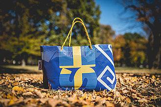 Veľké tašky - Úsmev ako dar - DORKA bag (Európa) - 10202009_