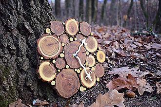 Hodiny - Hodiny z dreva - 10202491_
