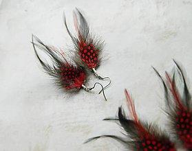 Náušnice - pierkové náušnice - 10203526_