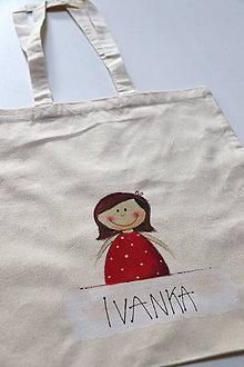 Nákupné tašky - Eko taška s menom - 10203515_