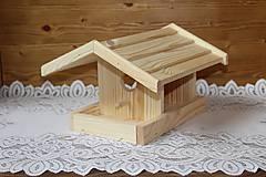 Polotovary - vtáčia búdka - 10202639_