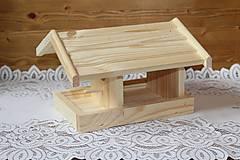 Polotovary - vtáčia búdka - 10202640_