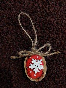 Drobnosti - Vianočná ozdoba - 10200351_
