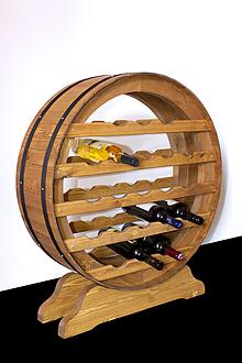 Dekorácie - Vinotéka, Stojan na víno - 10201548_