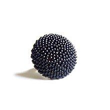 Sady šperkov - Set Šarm v drevenej darčekovej kazete (Čierna) - 10199132_