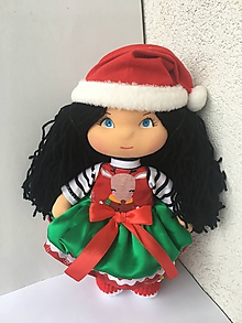Hračky - Slečna Santová- zľava z 25 eur+ darček. - 10203703_