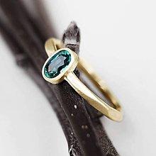 Prstene - Aluvion (emerald) - 10207541_