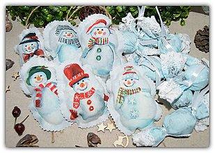 Dekorácie - Vianočné ozdoby - vidiecke vianoce - sada č. 29 - 10204050_
